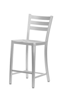 Diana Aluminum Counter Stool  sc 1 st  Chairs Direct Seating & Aluminum Collection Aluminum Bar Stools Products: Chairs Direct ... islam-shia.org