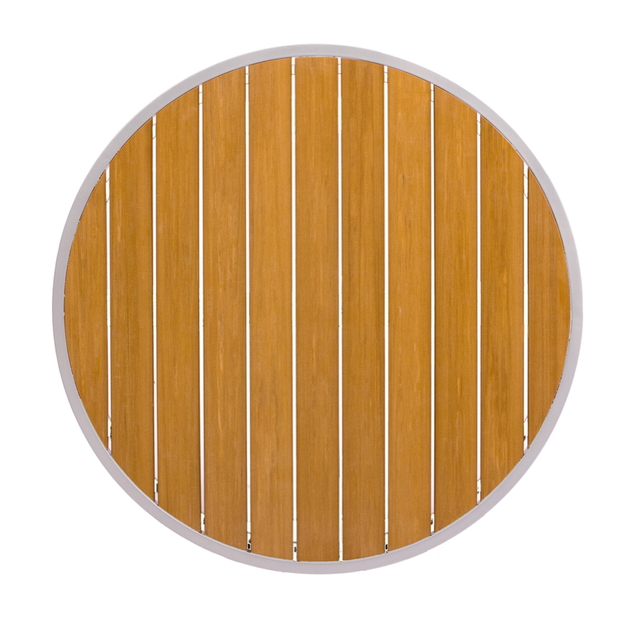 ... Teak Round Table Top. Zoom