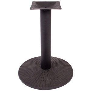 Harper Round Table Base-Table Height