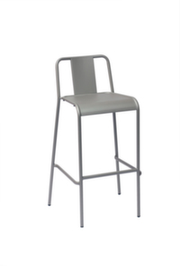 Tara X Outdoor Barstool-Stackable