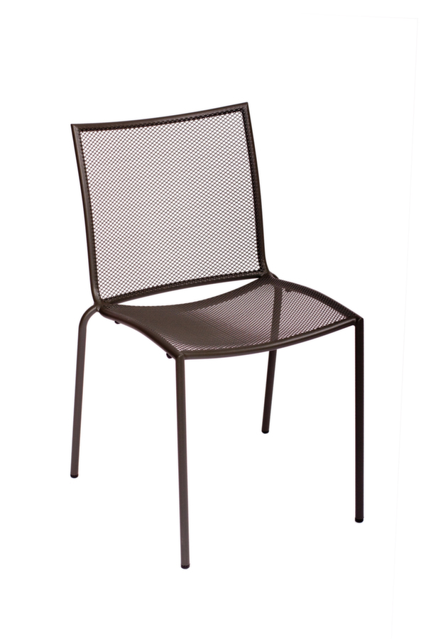 Abri Outdoor Restaurant Side Chair Stackable Chairs Chairs Direct Seating