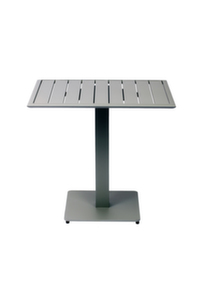 South Beach Aluminum Table
