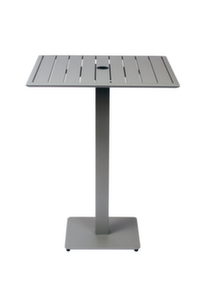 Beach  Aluminum Outdoor Bar Table