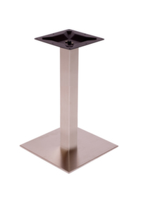 Elite 304 Stainless Steel Premium Outdoor Table Base Series-Square Base
