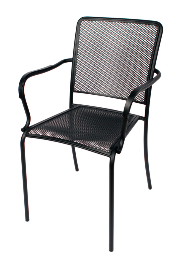 Chesapeake Outdoor Restaurant Arm Chair Stackable Chairs Chairs Direct Sea