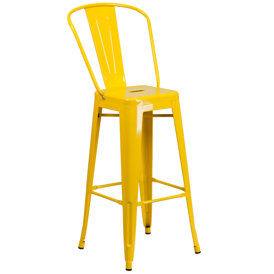 Tolix Barstool Colored Tolix Collection Chairs Direct