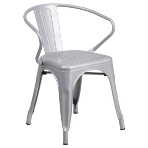 Tolix Indoor/Outdoor Arm Chair