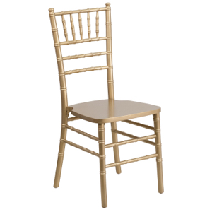 Wood Chiavari Ballroom Chair