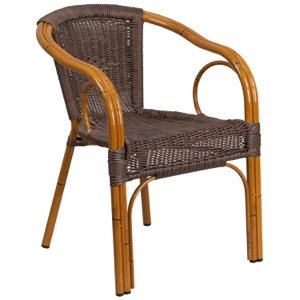Oslo Rattan Arm Chair