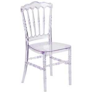 Arctic Chiavari Crystal Chair
