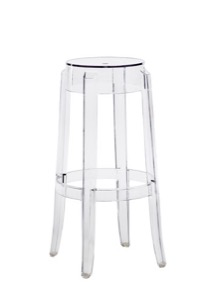 Ghost Backless Bar Stool