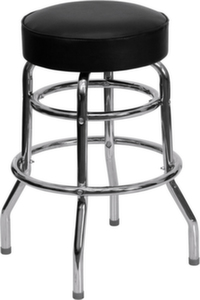 Double Ring Swivel Stool