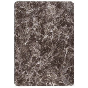 Rectangular Grey Marble Laminate Table Top