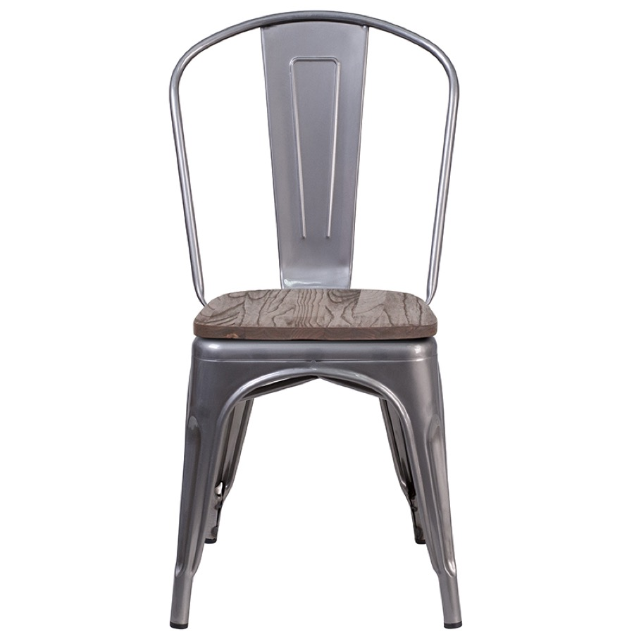 Grayson Chair Wood Seat Grayson Collection Wood Seat
