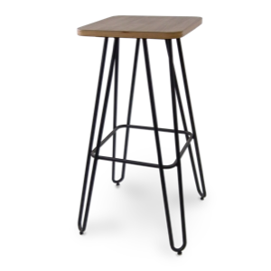 Bronx Backless Barstool
