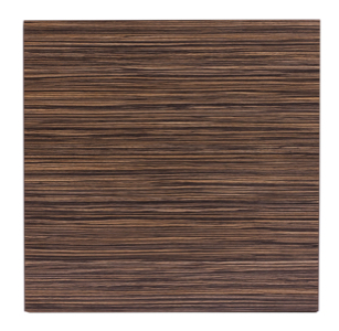 Midtown Collection Stylish Laminate Restaurant Table Top-Square