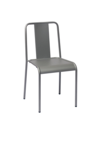 Tara X Outdoor Side Chair -Stackable
