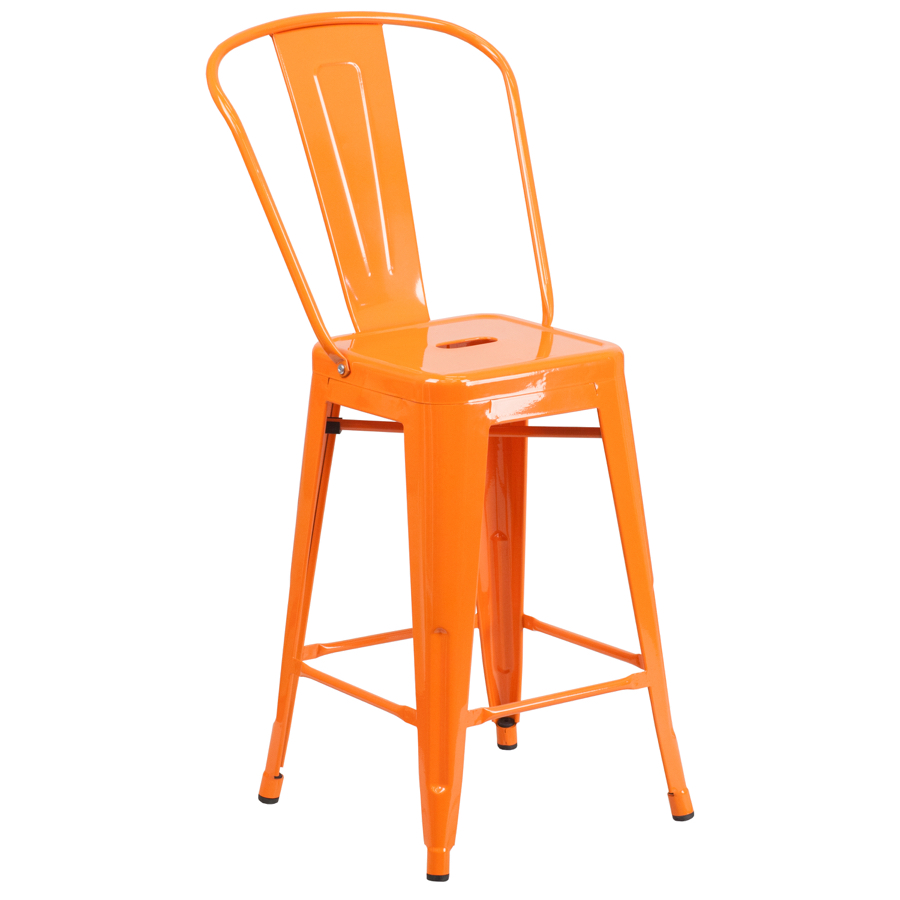 Tolix Counter Stool Colored Tolix Collection Chairs