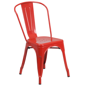 Tabouret Tolix Style Chairs