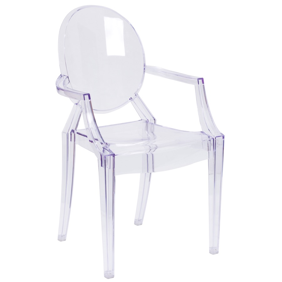 Ghost Arm Chair Event Stacking Chairs Direct Seating